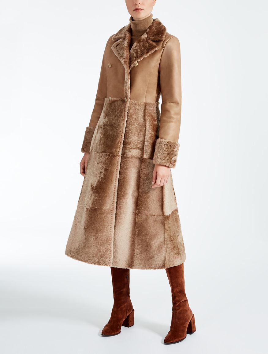 Cappotto in montone