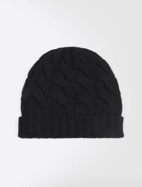 Cappello in lana e cachemire