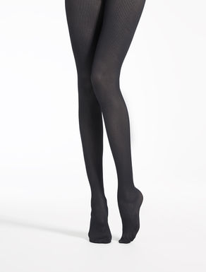 Microfibre tights