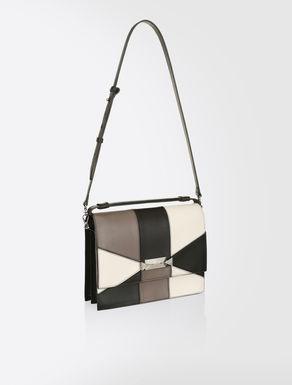 Messenger bag in pelle