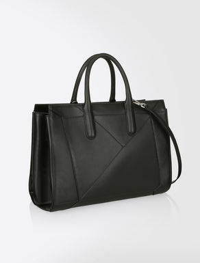 Leather Monopolis Bag