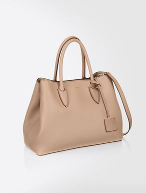 Leather Cabat Bag