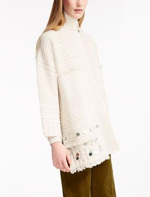 Cardigan in lana