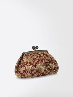Pasticcino Bag Medium in tessuto broccato