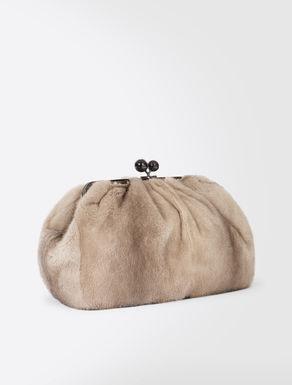 Maxi Pasticcino bag in mink