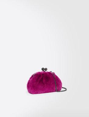 Nano Pasticcino bag in mink