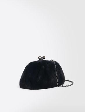 Mini-sac Pasticcino en vison