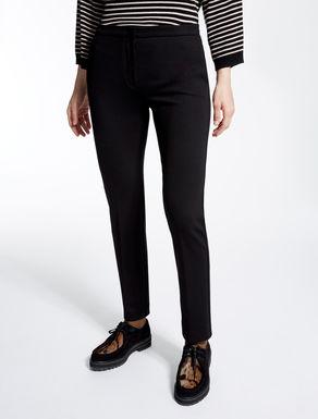Pantaloni in jersey tecnico