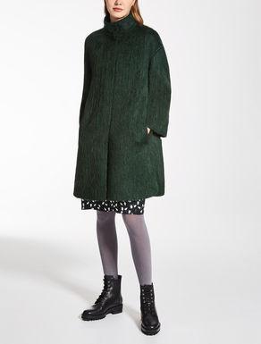 Wool and alpaca jacket