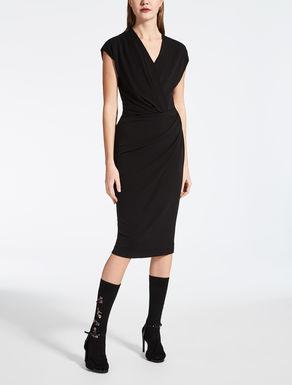 Kleid aus Viskosejersey