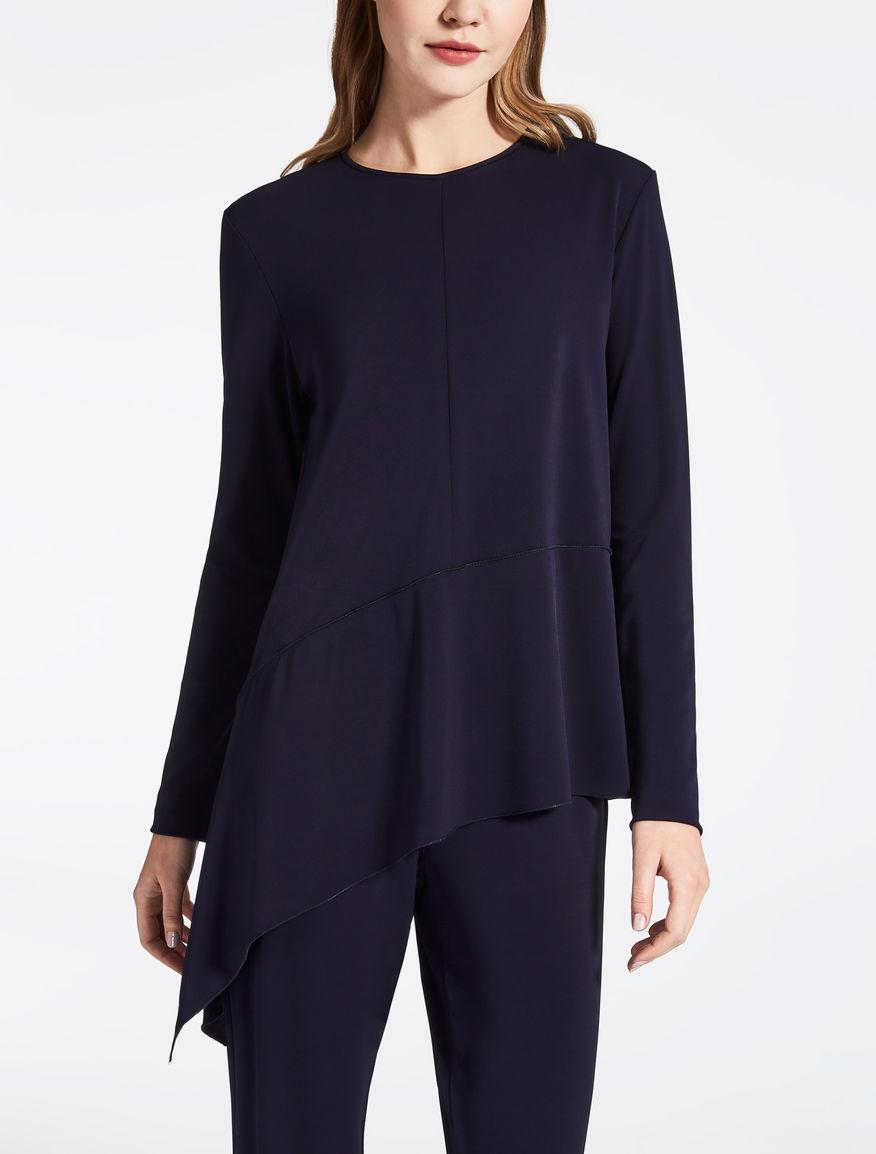Jersey tunic