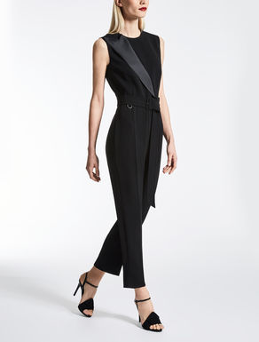 Cady and duchesse jumpsuit