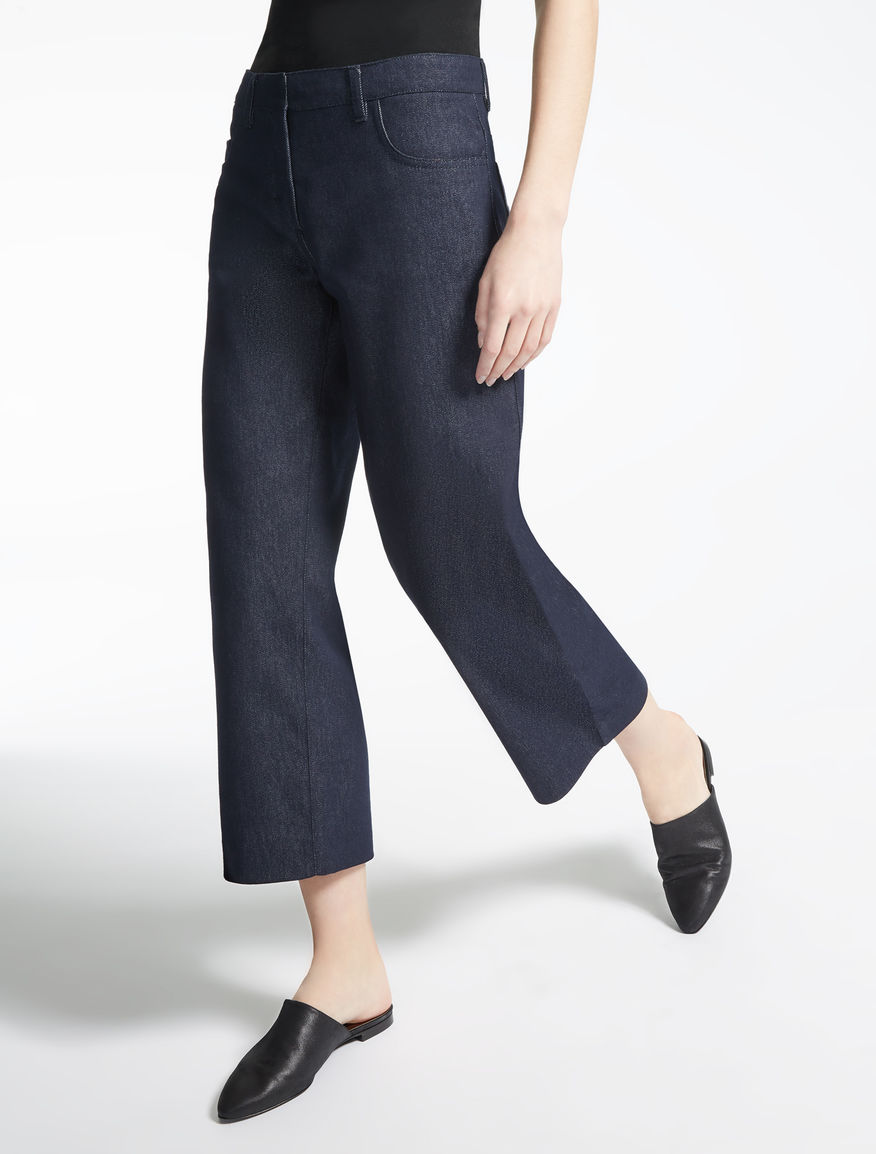 Pantaloni in denim