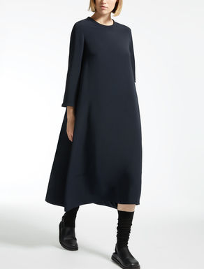 Vestido de cady de viscosa