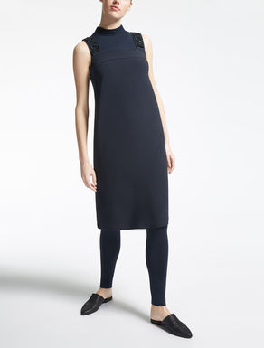 ビスコース キャディレイヤード ドレス
