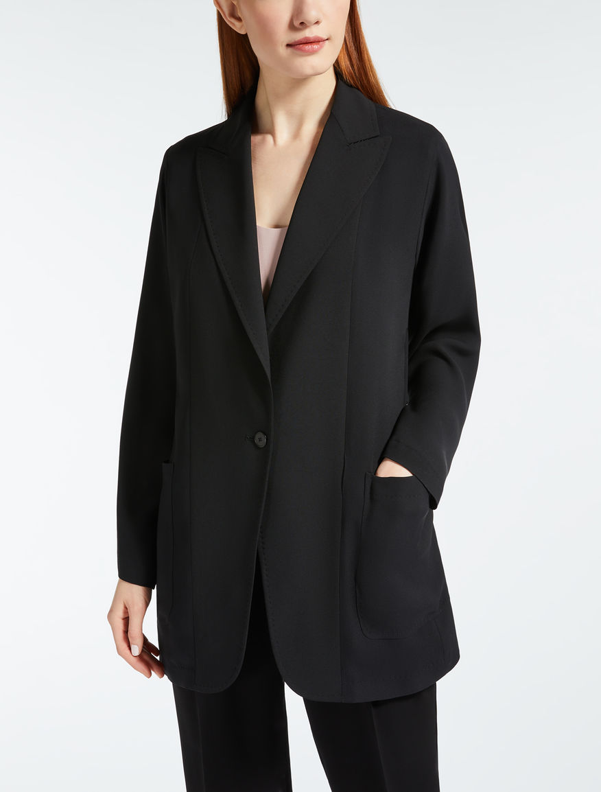 Wool cloth jacket