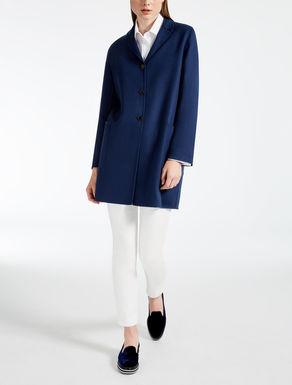 Cashmere heavy jacket