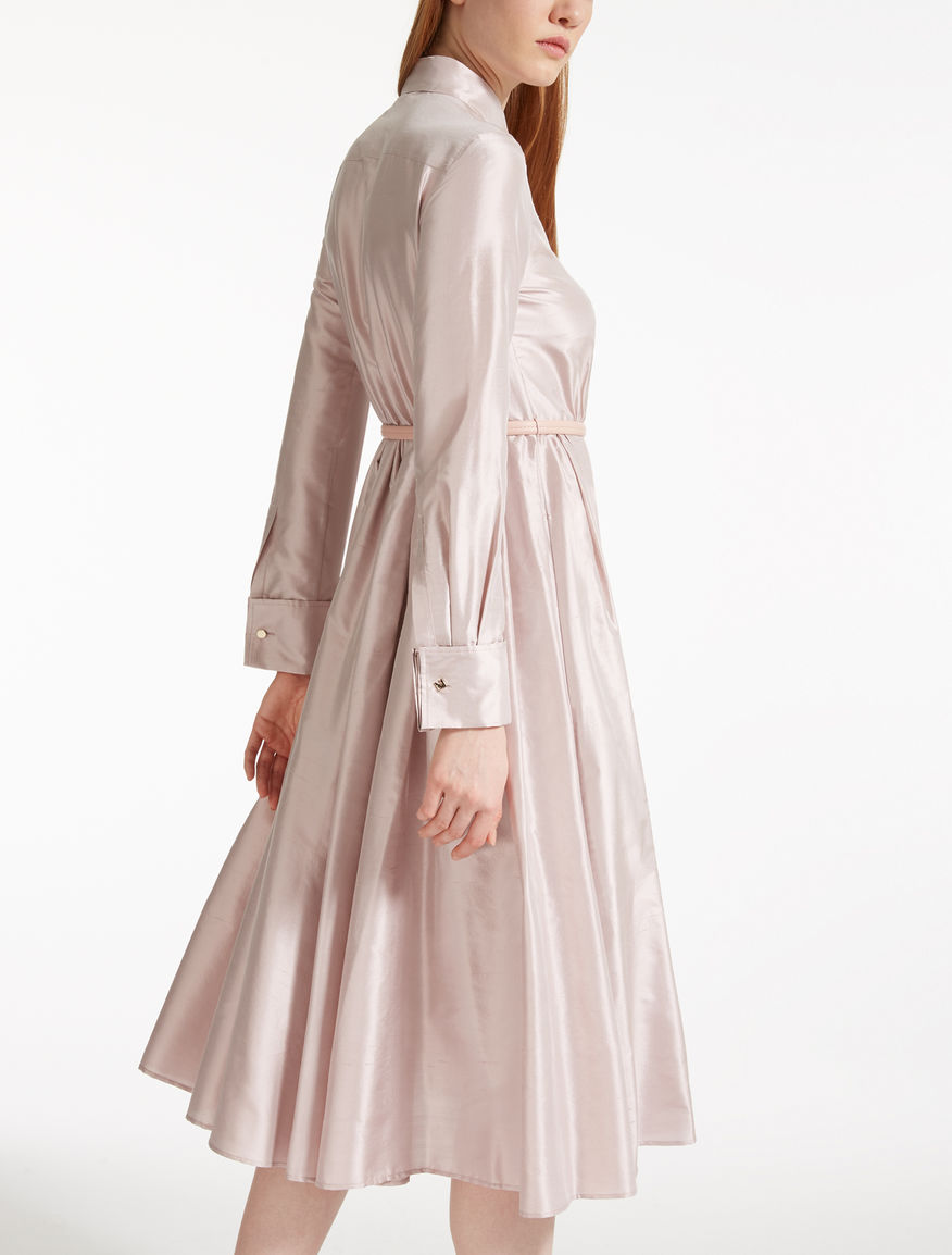 Buy Cheap Pick A Best Outlet Get To Buy Fiorire silk dress Max Mara Online For Sale Hot Discount Cheap Online CSjp6pY8