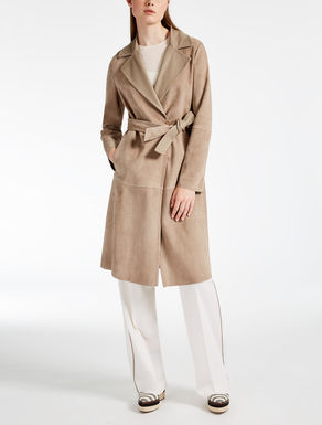Women S Leather Amp Fur Coats Max Mara Spring Summer 2018