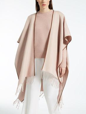 Cashmere cloak