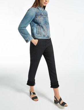 Cotton denim jacket