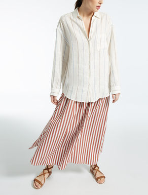 Shirt for Women On Sale, White, Silk, 2017, 28 Weekend by Max Mara