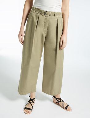 Pants for Women On Sale, Blue, Cotton, 2017, 26 30 Weekend by Max Mara
