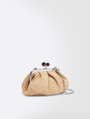 Raffia Mini Pasticcino bag