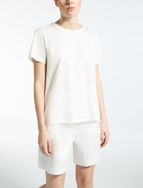 Camiseta de jersey de algodón