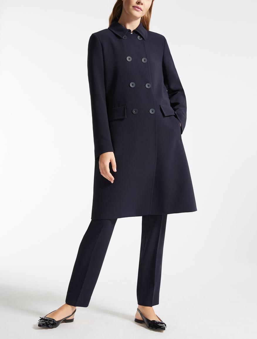 Trench-coat en cady