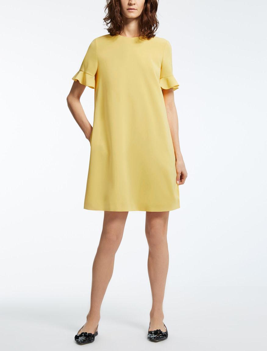 トリアセテート キャディフレア ドレス