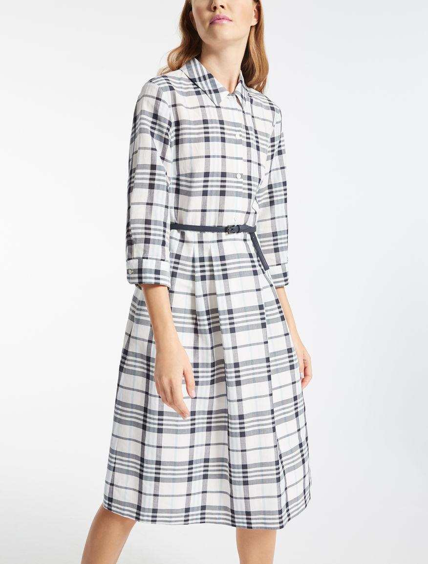 ラミー コットンシャツ ドレス