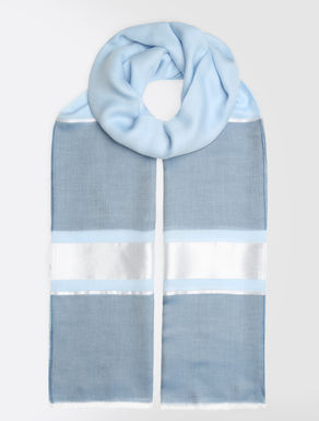 Cotton scarf