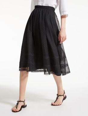 チュール ジャージースカート