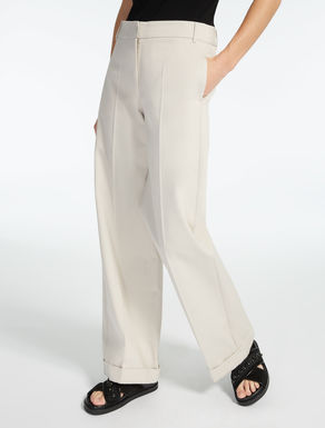 Cotton cavalry trousers