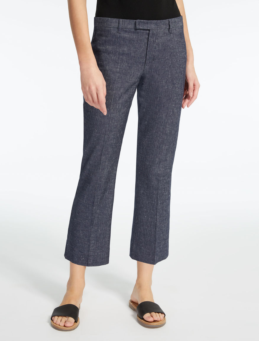 DENIM - Denim trousers Max Mara Gdvi4
