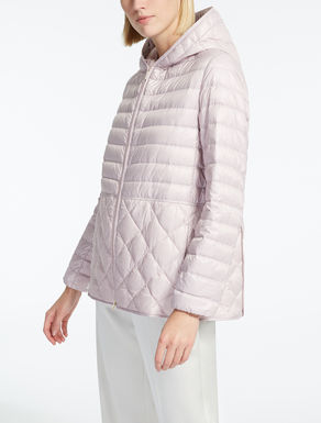 Drop-proof canvas down jacket