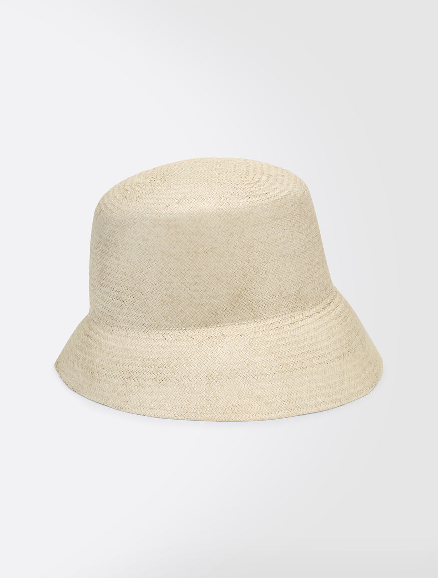 Cappello in carta tessile