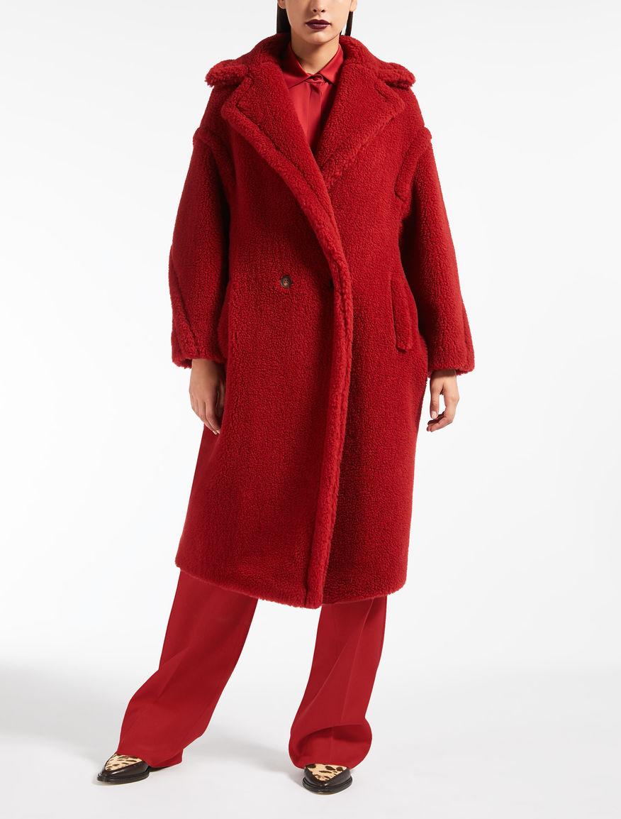 테디베어 아이콘 코트