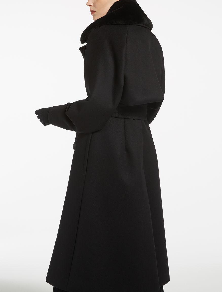c29fce2946326 Cashmere and wool coat black jpg 876x1154 Black wool coat