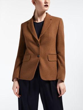 Cashmere blazer