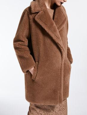 Teddy Bear Ikonen Mantel