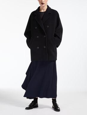 Manteau en poil de chameau