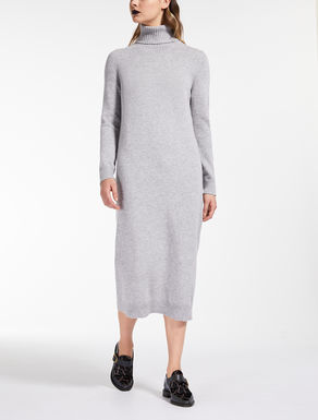 Cashmere and wool dress