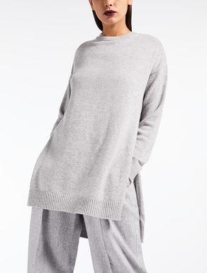 Maglia in filato di lana e cachemire
