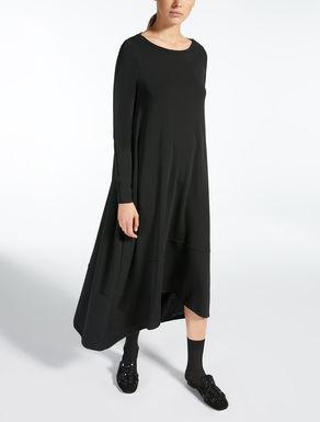 Vestido en punto de viscosa