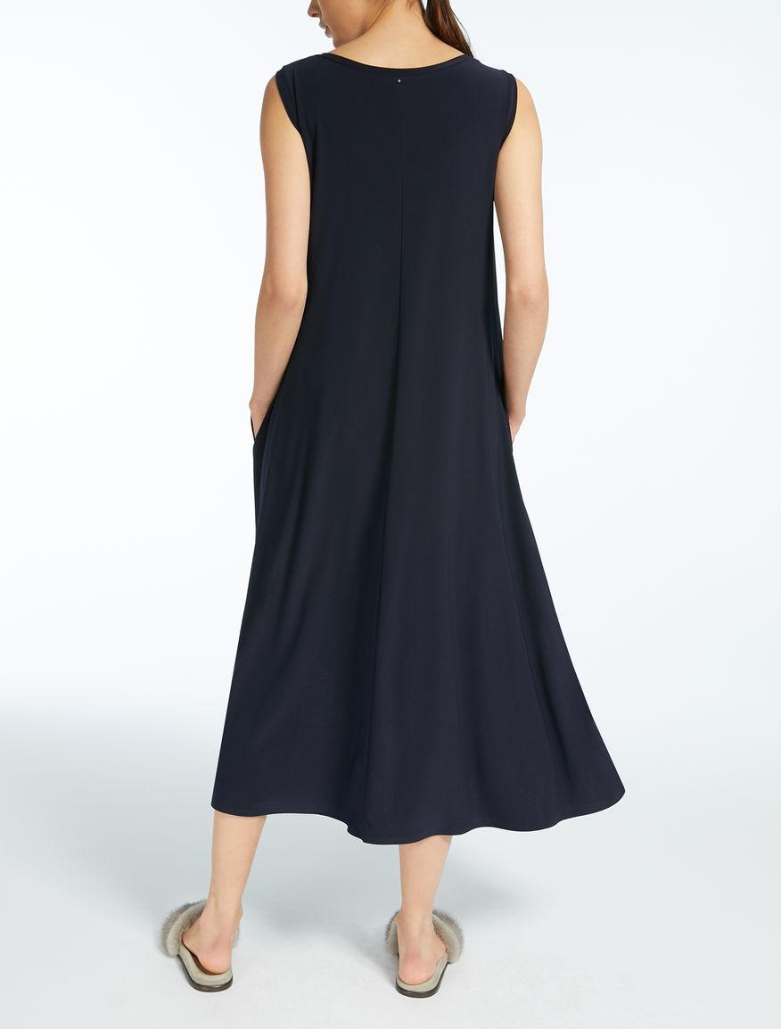 15ce3bbdca99 Technical fabric dress