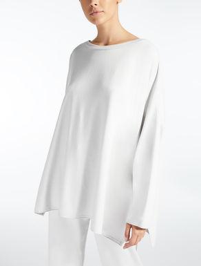 Sweatshirt aus Viskose
