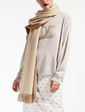 Alpaca scarf