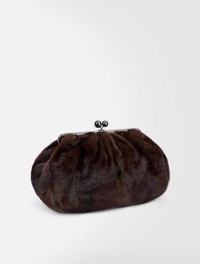 Maxi Pasticcino Bag in mink